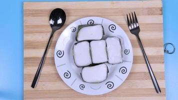populär malaysisk söt öken tepung pelita foto