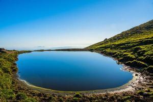 sjö och oändlighet foto