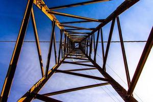 elektriska perspektiv noll foto