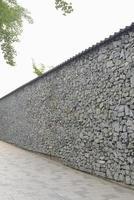 korea vägg konsistens foto