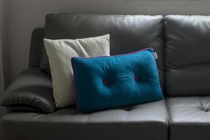 soffkudde i lägenheten foto