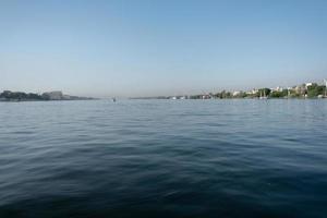 Nilen i Egypten foto
