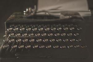 vintage skrivmaskin tapet foto