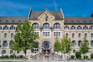 domstolsbyggnaden i koblenz foto