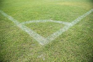 fotbollsplan bakgrund foto