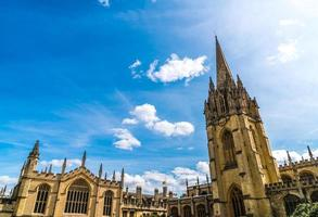 Oxford University Church of St Mary the Virgin foto