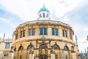 Sheldonian Theatre i Oxford - England, Storbritannien foto