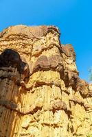 pha chor eller grand canyon chiangmai i Mae Wang National Park, Chiang Mai, Thailand foto