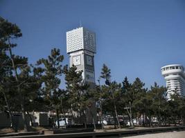 gangneung stad i Sydkorea foto