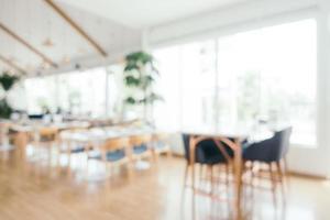 abstrakt oskärpa restaurang foto
