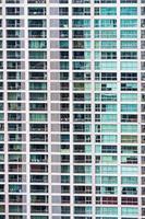 fönsterbyggnadsmönster foto