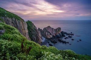 lohan platt, aka trefärgad sten i dongyin foto