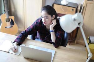 arbeta hemifrån foto