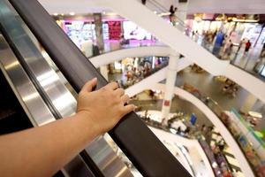 rulltrappan foto