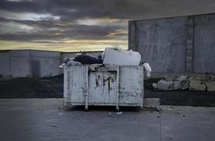 rengöringsbehållare foto