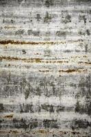 roststruktur på metallväggen foto