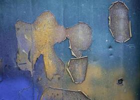 vägg med industriell färg foto