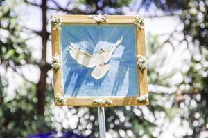 bild som symboliserar den heliga anden foto