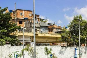 favela av Rio de Janeiro Cashew foto