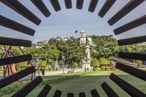 Paris Rio de Janeiro-torget foto