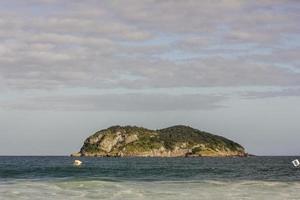 stranden av tijuca bar i Rio de Janeiro foto