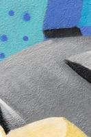 den texturerade ritningsväggbakgrunden foto