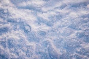 snötäckt konsistens under vintersäsongen foto