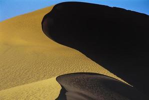 tassili n'ajjer öken, nationalpark, algeriet - afrika foto