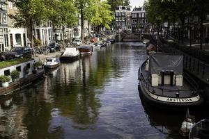 båtar i holland foto