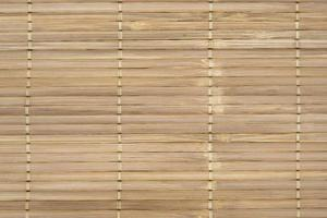 japansk bambumatta textur foto