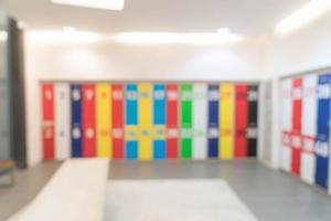 abstrakt suddighetsskåp i toalett för bakgrund foto