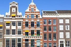 historiska palats i Amsterdam foto