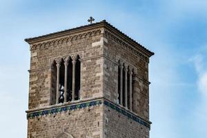 detalj av kyrkan San Francesco i Terni foto