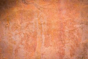 rostig galvaniserad järnplattabakgrund foto