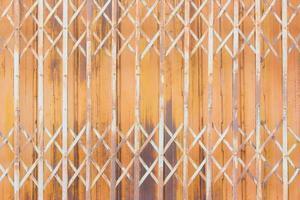 gammalt rostigt stål vintage lucka dörr textur mönster foto