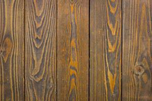 trä vertikala plankor vacker textur bakgrund foto