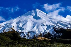 mount taranaki edgemont nationalpark Nya Zeeland foto
