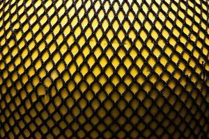 abstrakt anslutning av linor foto