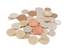 pundmynt, Storbritannien foto