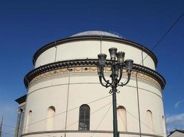 Gran Madre -kyrkan i Turin foto