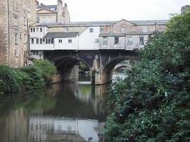pulteney bridge i bad foto