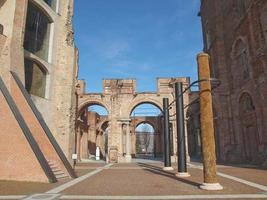 castello di rivoli, Italien foto