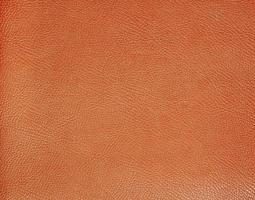 brunt läder textur bakgrund. retro yta foto