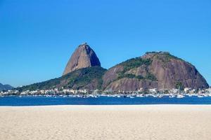 sockertopp i Rio de Janeiro, Brasilien foto