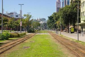 maua square i boulevard olimpic, rio de janeiro. foto