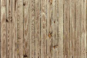 brun träplankpanel. foto
