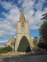 St Mary Magdalene kyrka i Tanworth i Arden foto