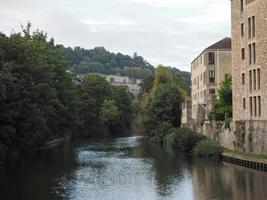 floden avon i bad foto
