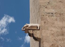 elefanttorn i Cagliari foto