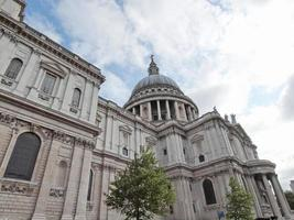 St Paul Cathedral, London foto